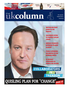 Get the UK Column newspaper